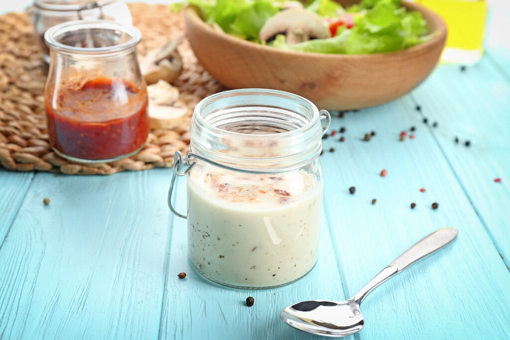 Vegan Ranch Dressing: A Quick Dairy-Free Ranch Dressing Recipe