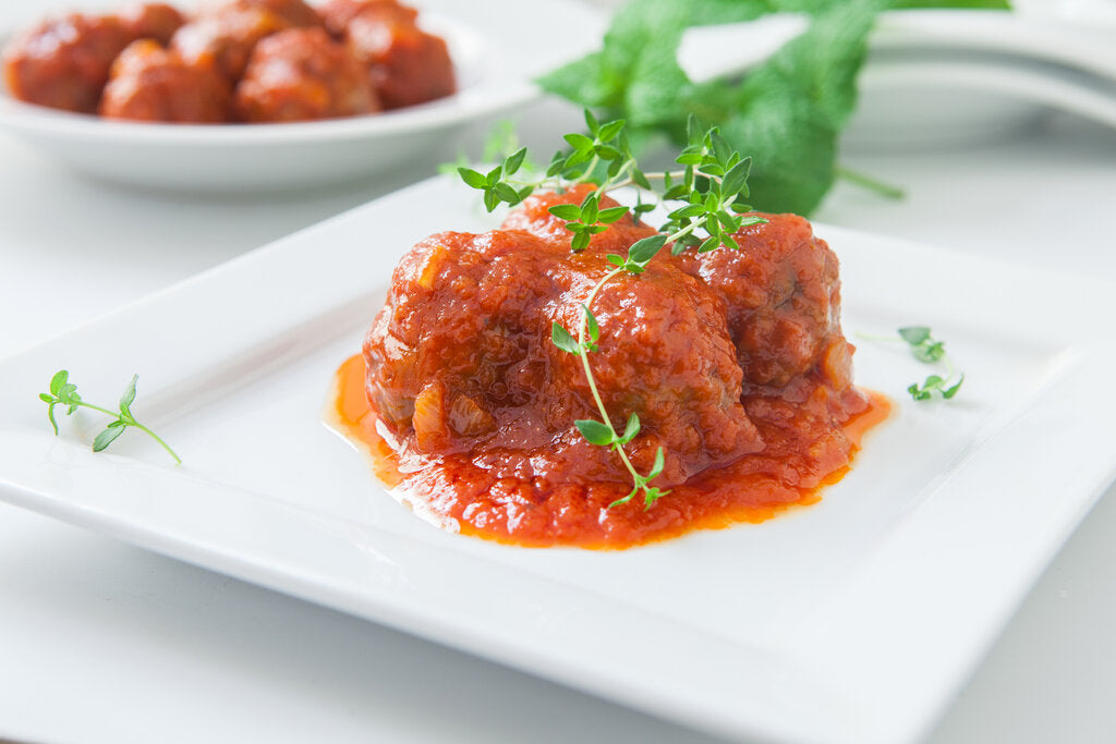 Tofu Meatballs: A Spicy Asian Recipe