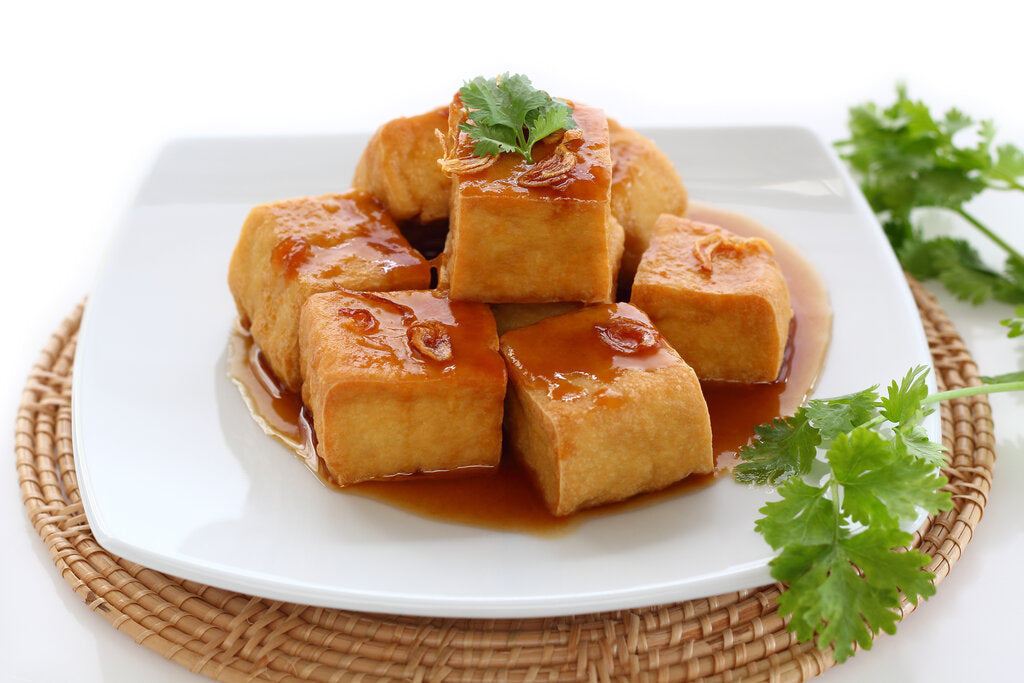 Sweet and Sour Tofu Recipe: Authentic Vegan Chinese Food!