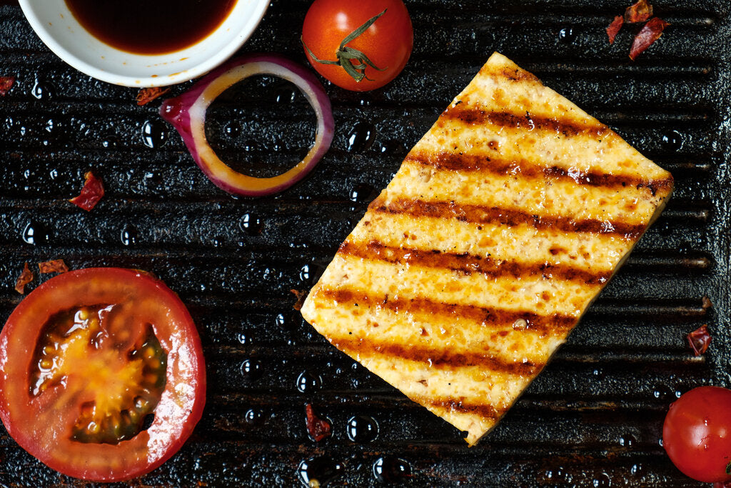 Grilled Tofu: A Smoky Barbecue Ready Recipe