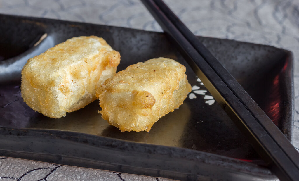 Tofu Tempura: Deep Fried Vegan Recipe