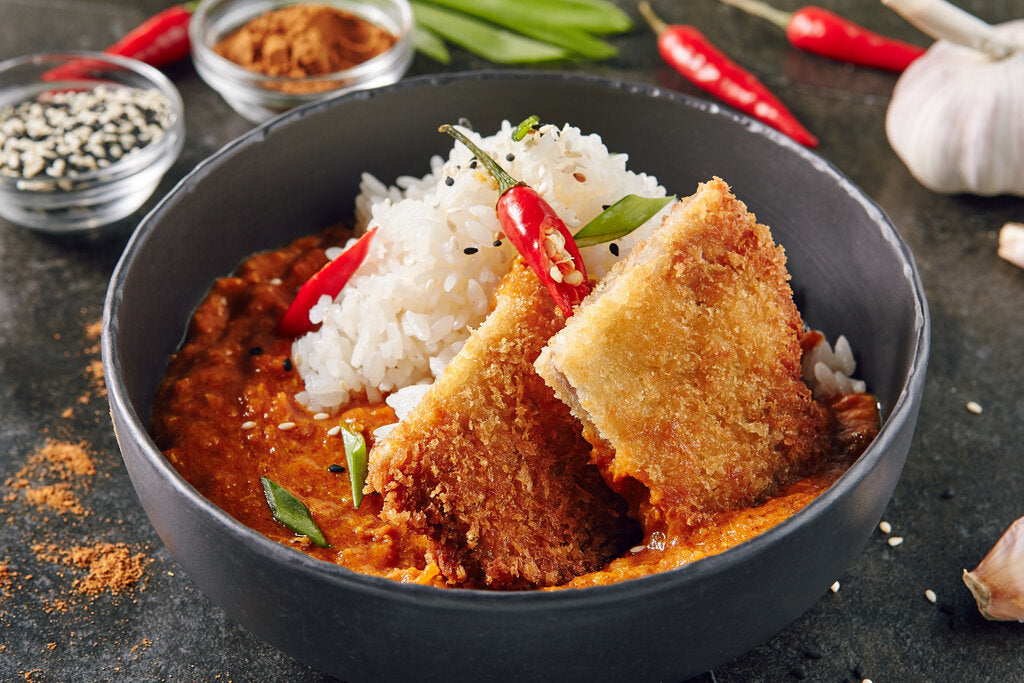 Japanese Tofu Curry: Vegan Katsu Curry Recipe