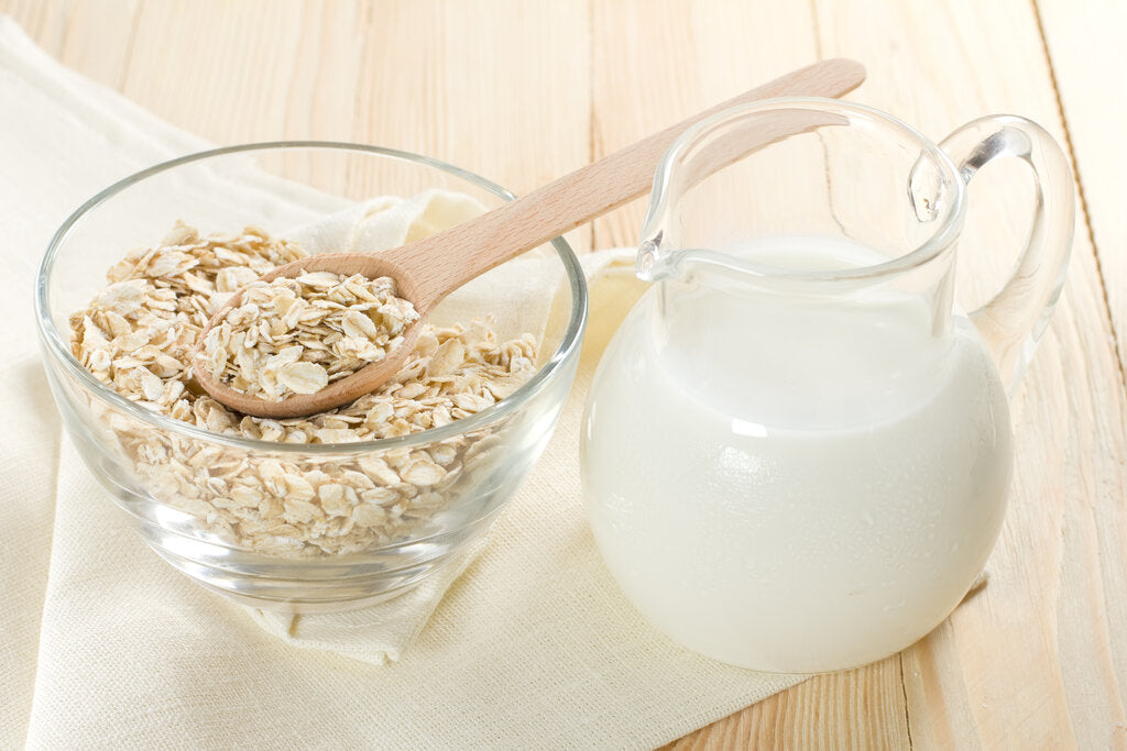 oat milk nutrition