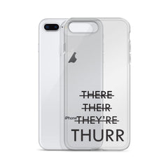 THURR iPhone Case