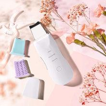 Load image into Gallery viewer, BLISS™ Ultrasonic Skin Scrubber Facial Spatula
