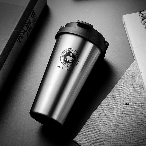 Omife 500ml Stainless Steel Cup
