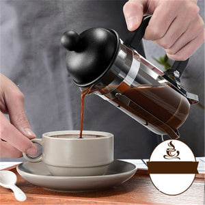 350 ml Portable Manual French Presses Pot Coffee