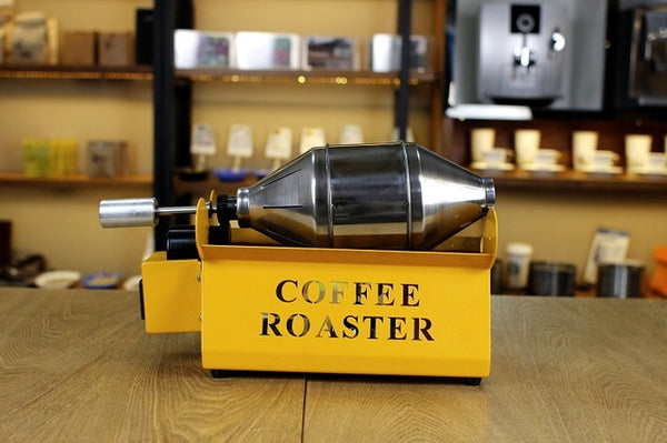 Gas Stainless Steel Coffee Roaster