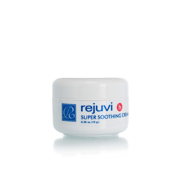Rejuvi 'h' Super Soothing Cream .35 oz/10g