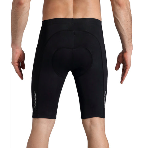 Men's Cycling Shorts 3D Padded Quick Dry Pants Bicycle Wear Tights UPF 50+