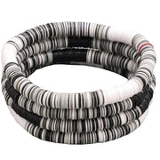 Black and White Disc Bracelet