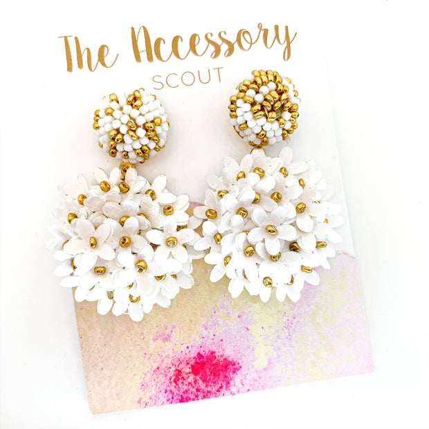 Coming up Daisies Earrings