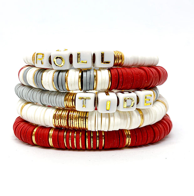 Alabama Ibiza Bracelet Stacks