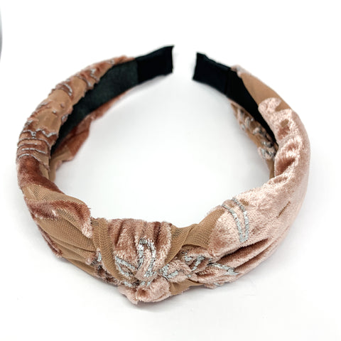 Crushed Velvet Headband