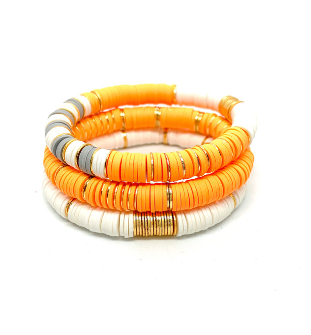 Tennessee Bracelets Stacks