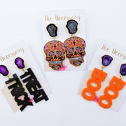 Scout Celebration Halloween Earrings