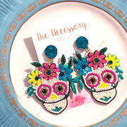 Dia de los Muertos Earrings