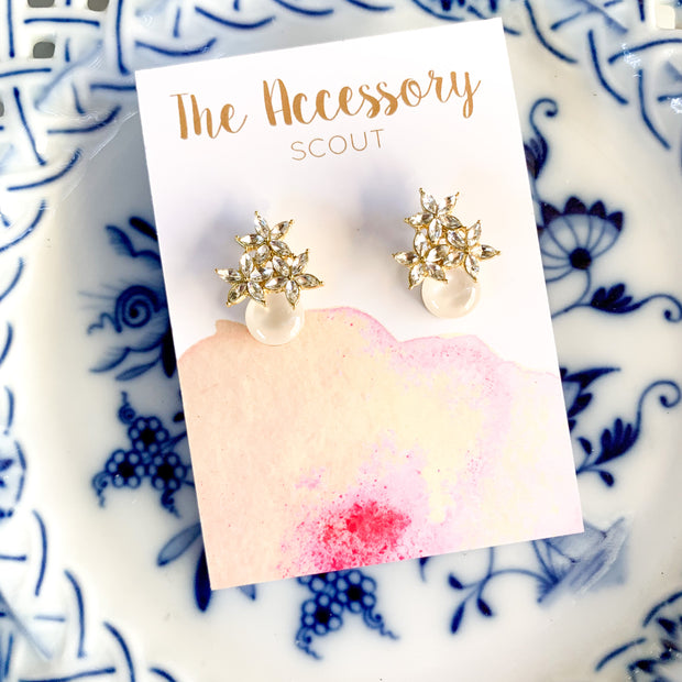 Watercress Flower Studs