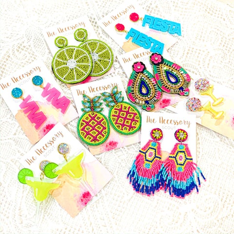 Scout Celebration Fiesta Earrings