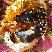 Studded Knot Headbands