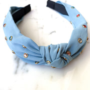KIDS Mini Studded Knot Headband