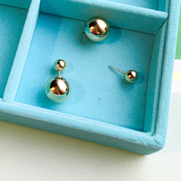Everyday Double-Sided Earrings