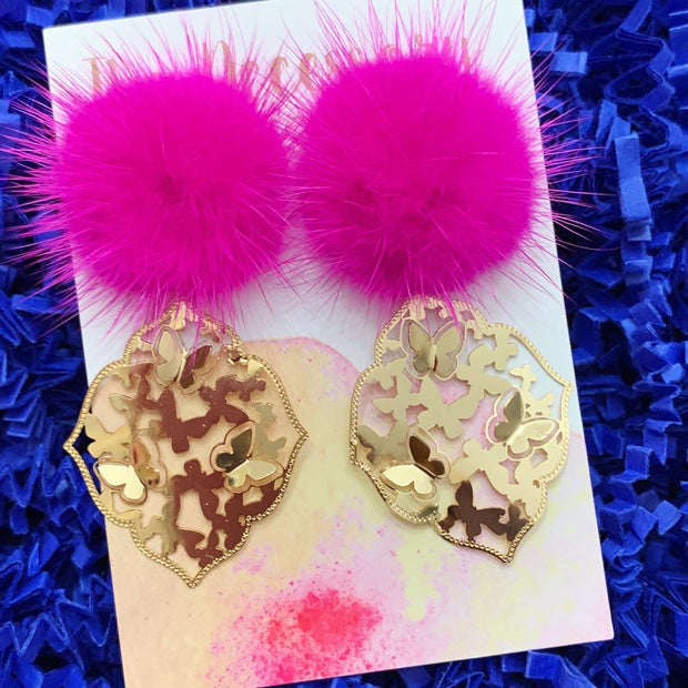 Social Butterfly Earrings