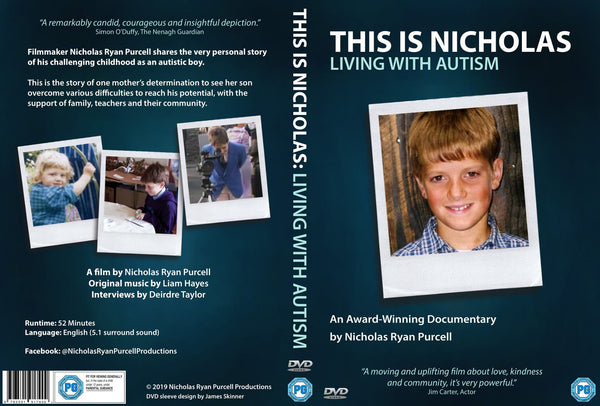 This Is Nicholas  Living With Autism film