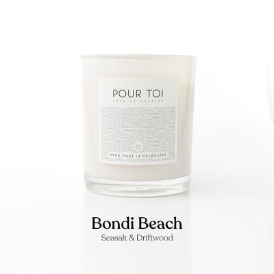 Bondi Beach Candle