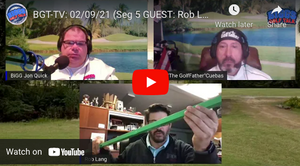 Rob Lang Talks Scratch Stick with BiGGs GOLF TALK