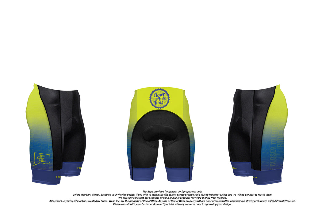 2019 Cycling Shorts