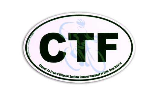 CTF Car Magnet