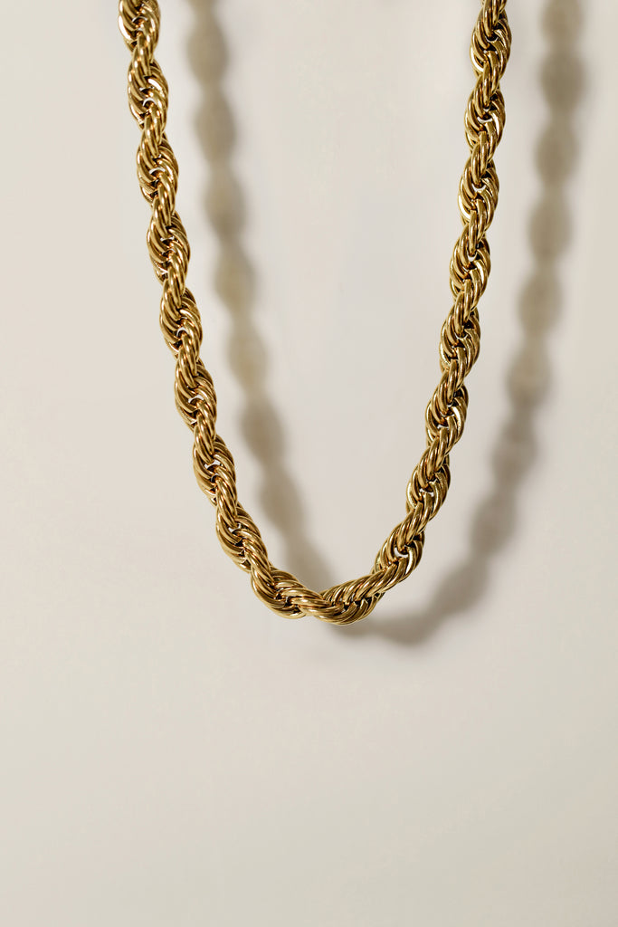 Heirloom Rope Necklace