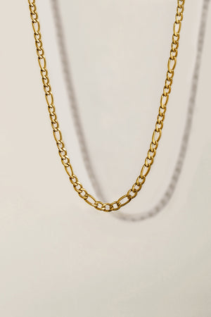 Essentials Figaro Necklace 6mm