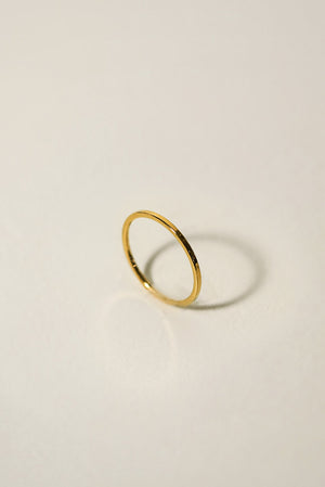 Essentials Band Ring 1mm