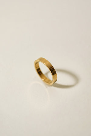 Epithet Band Ring [Personalize]