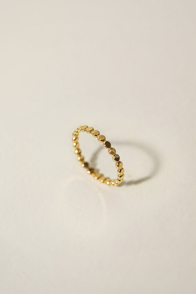 Essentials Dots Ring 1mm