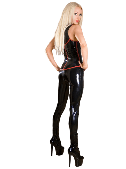 combinaison en latex sur mesure