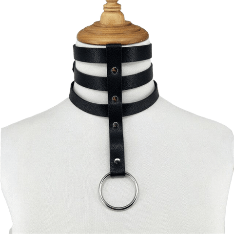 Collier Rock Femme | BDSM Empire