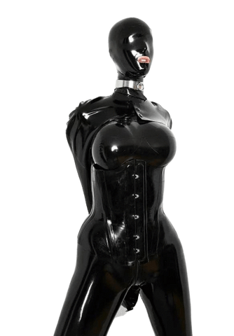 Combinaison Latex Intégrale | BDSM Empire