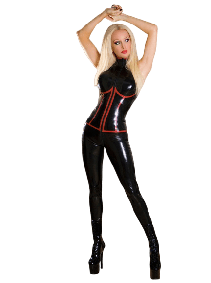Combinaison Latex Sur Mesure | BDSM Empire