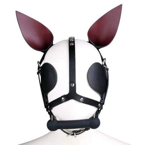 Masque BDSM Cuir | BDSM Empire