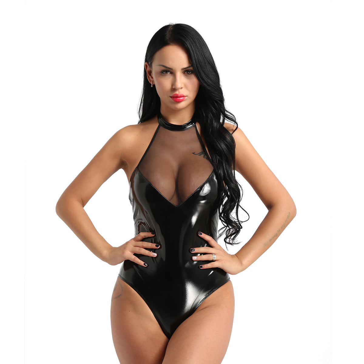 Body PVC <br> Résille