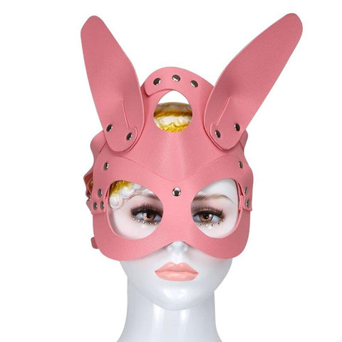 Masque Sexy <br> Lapin rose