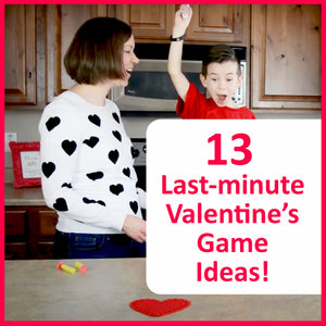 13 Easy Last-Minute Valentine's Day Games