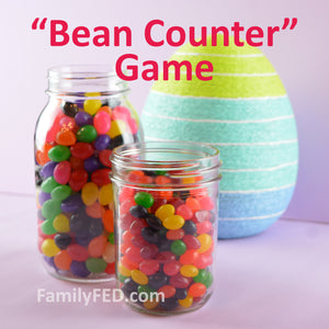Bean Counters Easter Game to Test Your Memory