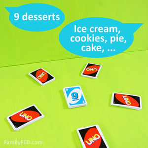 Color Shout—Fun Party Game or Family Game Using Uno Cards or Letter Cards