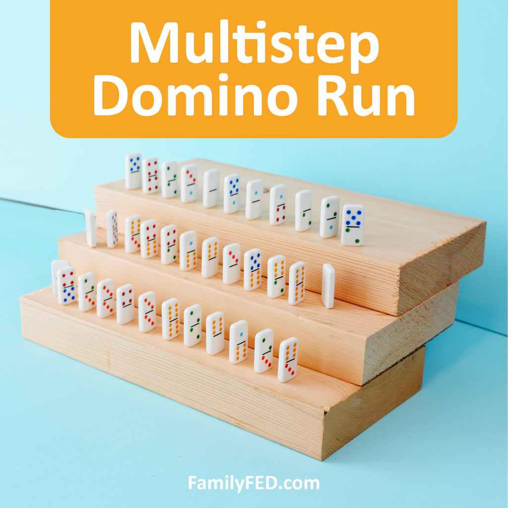 Create a Multistep Domino Run
