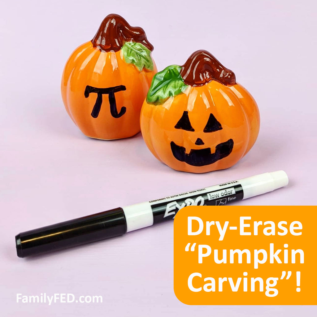 "The Easiest Jack-o'-Lantern ""Pumpkin Carving"" Idea Ever to Add a Fun and Festive Element to the Halloween Season"