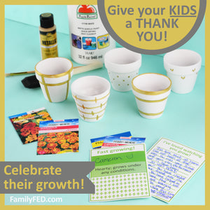 Give Your KIDS a Thank-you Shout-out during the Coronavirus